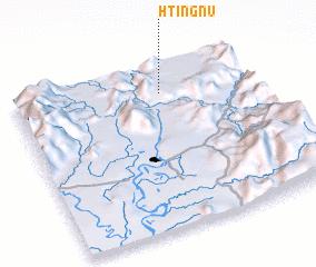 3d view of Htingnu