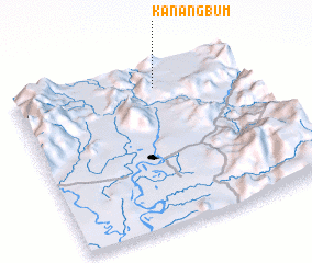 3d view of Kanangbum