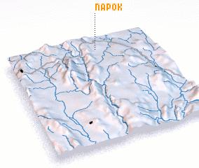 3d view of Nā-pok