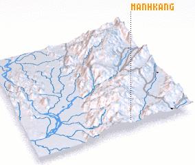 3d view of Mān Hkang