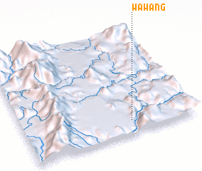 3d view of Wawang