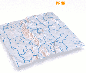 3d view of Pa-mai