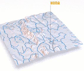 3d view of Hona