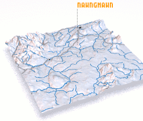 3d view of Nawngmawn