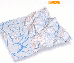 3d view of Maukun