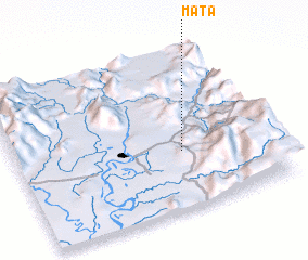 3d view of Mata