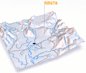3d view of Ningta