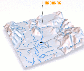 3d view of Hkabawng