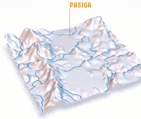 3d view of Pasi Ga