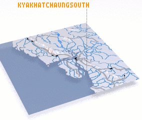 3d view of Kyakhatchaung South