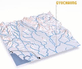 3d view of Gyochaung