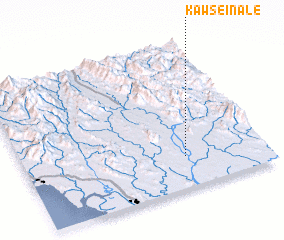 3d view of Kawsein Ale