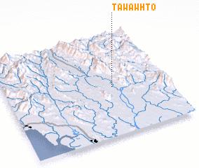 3d view of Tawawhto