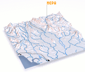3d view of Mepa
