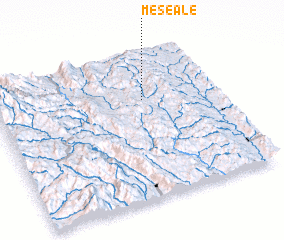 3d view of Mèsè Ale