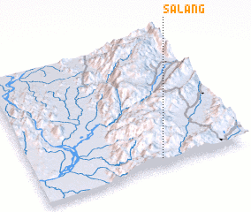 3d view of Salang