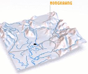 3d view of Möngkawng