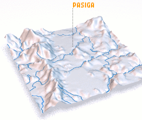 3d view of Pasi Ga