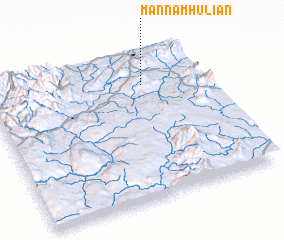 3d view of Mānnam Hulian