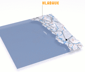 3d view of Hlabauk