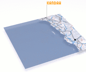 3d view of Kandaw