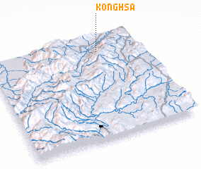 3d view of Konghsa