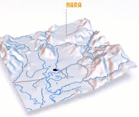 3d view of Mara