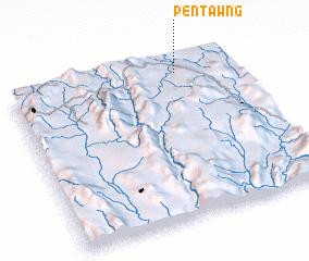 3d view of Pentawng