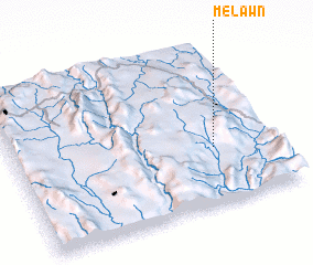 3d view of Melawn