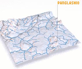 3d view of Pang-lashio