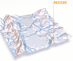3d view of Masizau