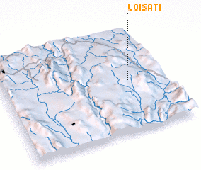 3d view of Loisati