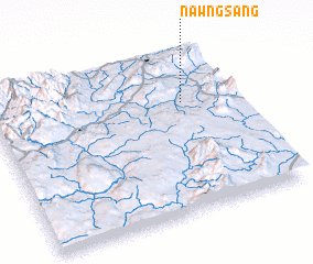 3d view of Nawng-sang