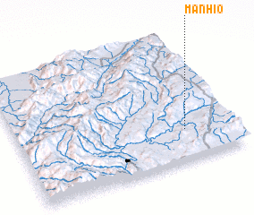 3d view of Mān Hio