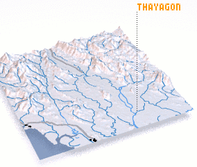 3d view of Thayagon