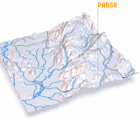 3d view of Panse