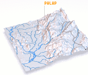 3d view of Palap