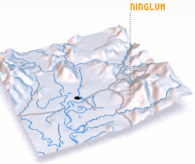 3d view of Ninglum