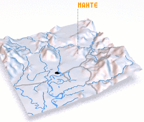 3d view of Mahtē