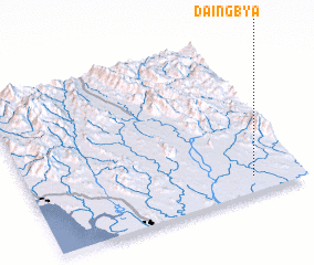 3d view of Daingbya