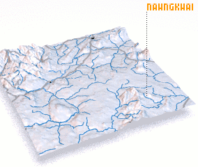 3d view of Nawngkwai