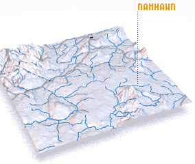 3d view of Nam-hawn