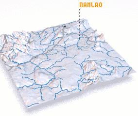 3d view of Nam-lao