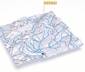 3d view of Mān Hai