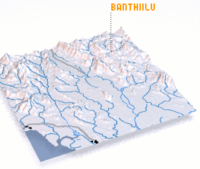 3d view of Ban Thi I Lu