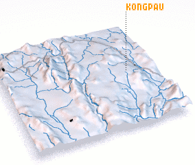 3d view of Kongpau