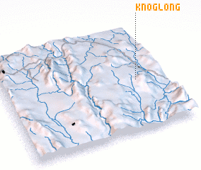 3d view of Knoglong