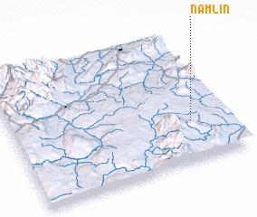 3d view of Namlin