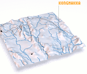 3d view of Kongmakka