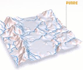 3d view of Punre